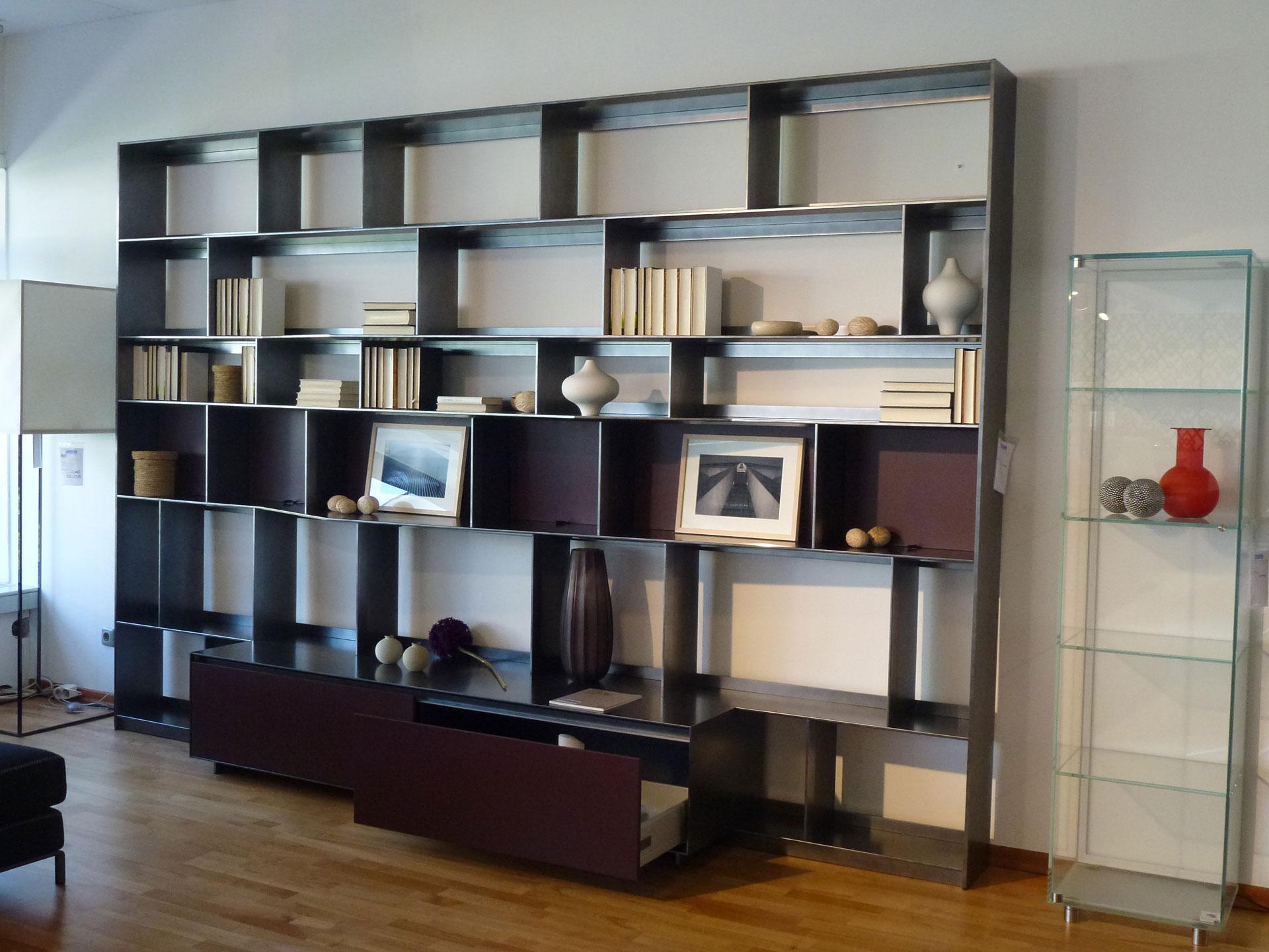 b b italia flat c regalsystem m bel braum. Black Bedroom Furniture Sets. Home Design Ideas