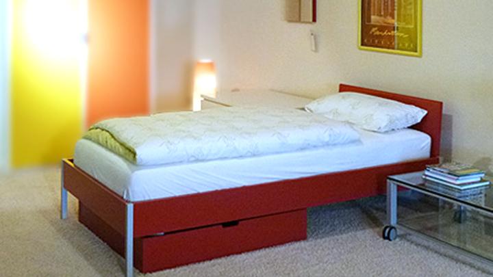 Müller Möbelwerkstätten Bett