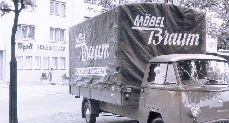 Möbel Braum Ihr Möbelhaus In Bad Homburg Bei Frankfurt