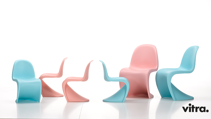 Vitra Panton Chair junior
