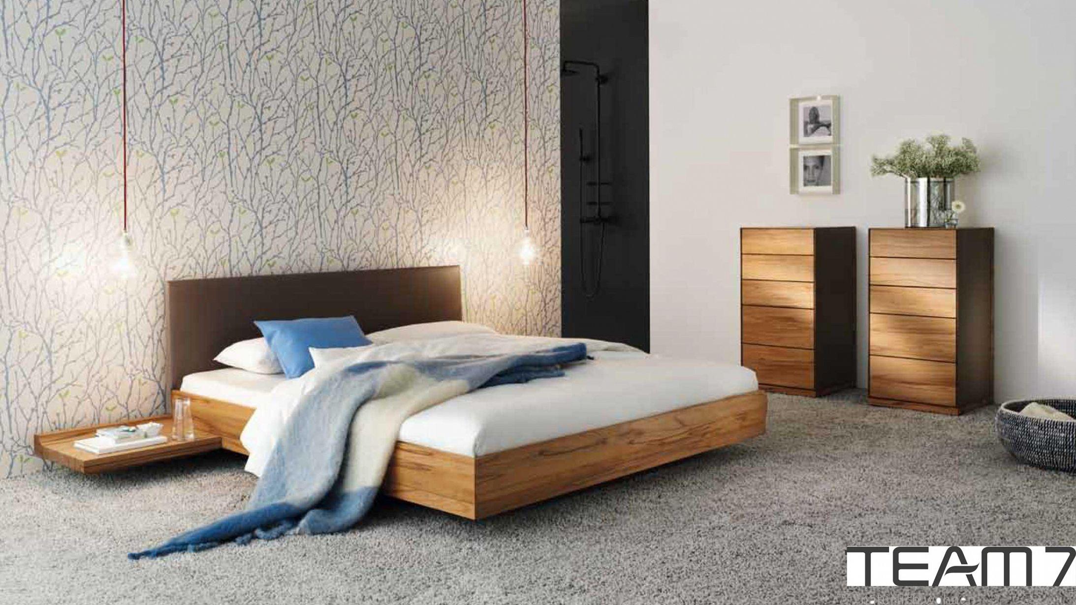 team7 bettnox m bel braum. Black Bedroom Furniture Sets. Home Design Ideas