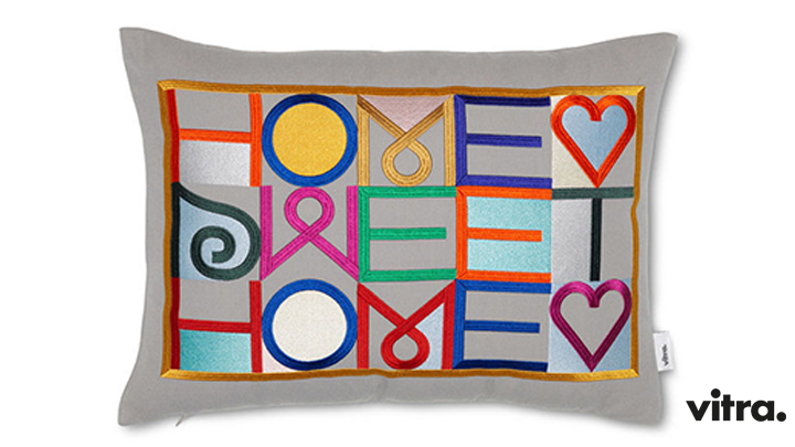 Vitra Pillow Home Sweet Home