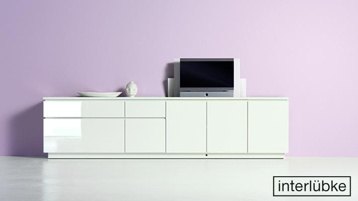 interluebke cube gap weiss m bel braum. Black Bedroom Furniture Sets. Home Design Ideas
