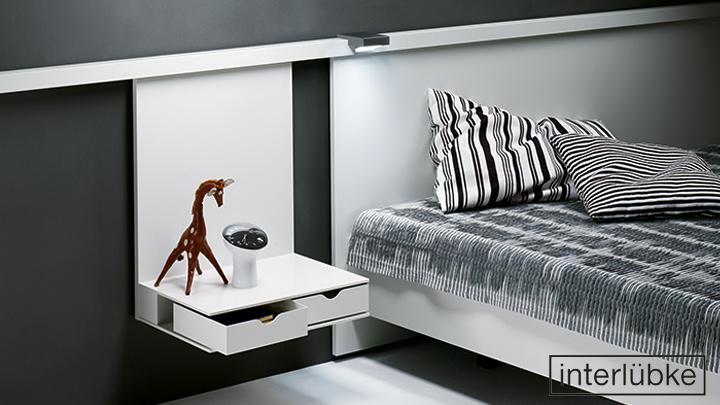 bett nocto plus m bel braum. Black Bedroom Furniture Sets. Home Design Ideas