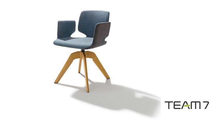 team 7 stuhl magnum aye stuhl markantes design von team with team 7 stuhl magnum finest team. Black Bedroom Furniture Sets. Home Design Ideas