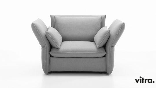 Vitra Mariposa Love Seat