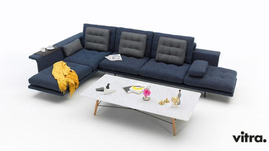 Vitra Gand Sofa