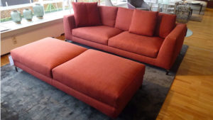 B&B Italia Sofa Modell Ray