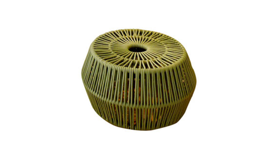 Kettal Hocker Pouf