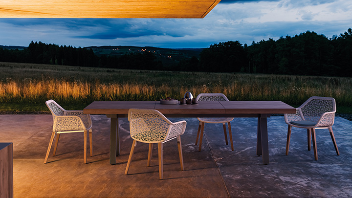 Kettal Programm Maia, Outdoor Living bei Möbel Braum