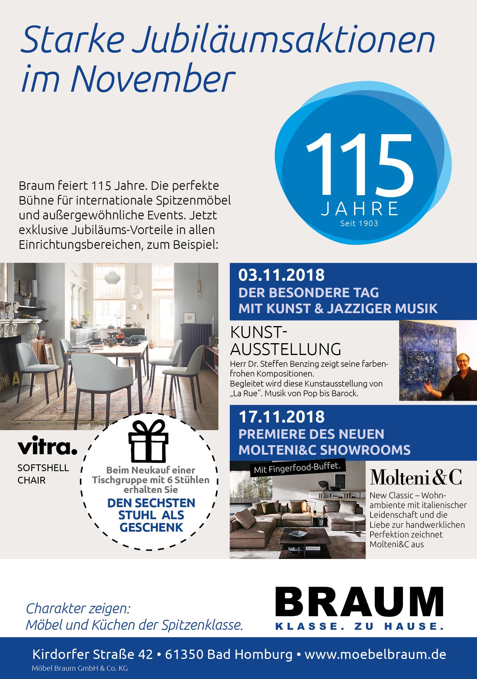 Aktuelle Kataloge Angebote Prospekte Von Möbel Baum Bad Homburg