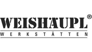 Logo der Weishäupl Werkstätten bei Möbel Braum