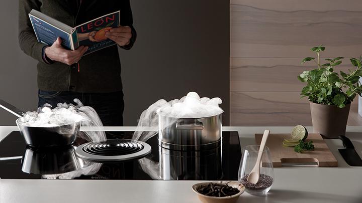 Bora system Küche