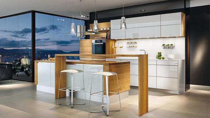 Küche Linee_Team 7