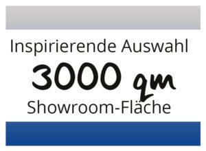 moebel-braum-3000qm Showroom Fläche